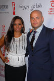 Melanie Brown,Stephen Belafonte Royalty Free Stock Photos