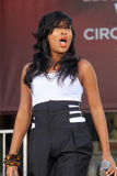 Melanie Fiona, Michael Jackson Stock Photos
