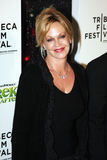 Melanie Griffith. NEW  YORK - APRIL 21: Actress Melanie Griffith attends the premiere of Shrek Forever After at the Ziegfeld Theatre during the 2010 TriBeCa Film Royalty Free Stock Photo