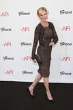 Melanie Griffith bij de Toekenning die van de Voltooiing van het Leven AFI Shirley MacLaine, de Studio's van de Beelden van Sony,  Stock Fotografie