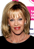 Melanie Griffith. HOLLYWOOD, CALIFORNIA. Saturday October 14, 2006. Melanie Griffith attends the LALIFF Gabi Award Gala Honoring Antonio Banderas held at the Royalty Free Stock Photos