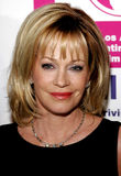 Melanie Griffith. HOLLYWOOD, CALIFORNIA. Saturday October 14, 2006. Melanie Griffith attends the LALIFF Gabi Award Gala Honoring Antonio Banderas held at the Royalty Free Stock Image