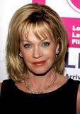 Melanie Griffith. HOLLYWOOD, CALIFORNIA. Saturday October 14, 2006. Melanie Griffith attends the LALIFF Gabi Award Gala Honoring Antonio Banderas held at the Stock Photo