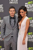 Melanie Iglesias & Vinny Guadagnino Royalty Free Stock Photos