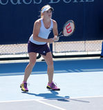 Melanie Oudin (USA), professional tennis player Stock Photography