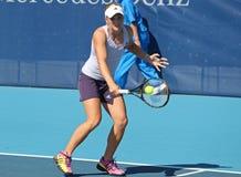Melanie Oudin (USA), professional tennis player Stock Photos