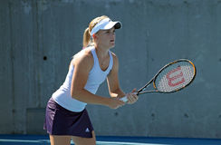 Melanie Oudin (USA), professional tennis player Royalty Free Stock Photo
