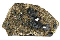 Melanite image stock