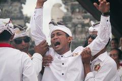 Melasti Bali Stock Photography