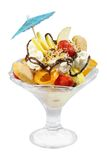 Melba Sundae Stock Photography