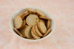 Melba toast Royalty Free Stock Photography