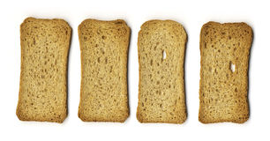 Melba Toasts Stock Image
