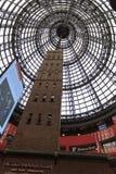 Melbourne †'klatka strzału wierza obraz stock