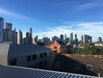 melbourne Image stock