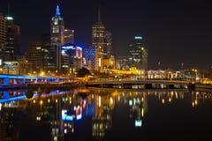 Melbourne image libre de droits