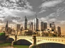 Melbourne obraz royalty free