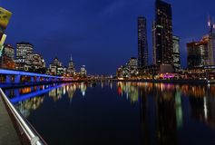 Melbourne, 2008 Royalty Free Stock Photos