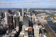 Melbourne Stock Image