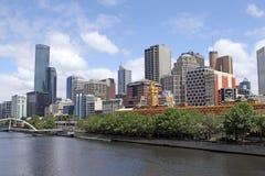 Melbourne Royalty Free Stock Photos