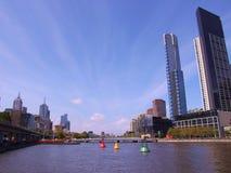Melbourne Arkivfoto