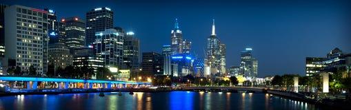 Melbourne Lizenzfreies Stockfoto