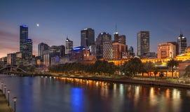 Melbourne fotografia de stock