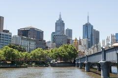 Melbourne arkivbild