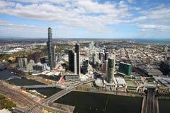 Melbourne royalty-vrije stock afbeeldingen