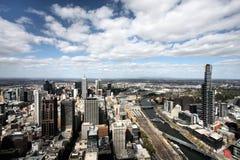 Melbourne stock foto