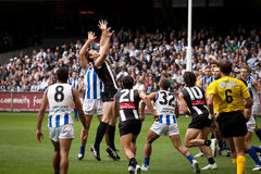 MELBOURNE - APRIL 2: Action From Stock Photography