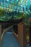 Melbourne Arcade Mall Lizenzfreies Stockfoto