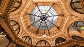 Melbourne Arcade Mall Stockbilder