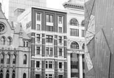 Melbourne architektura Obraz Stock