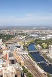 Melbourne, Austrália Foto de Stock