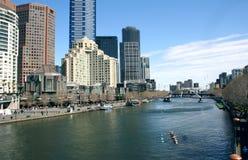 Melbourne Austrália Fotografia de Stock