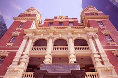 Melbourne, Austrália Imagem de Stock Royalty Free