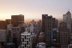 Melbourne Austrália Foto de Stock Royalty Free