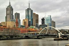 Melbourne, Australië Royalty-vrije Stock Afbeelding