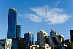 Melbourne Australia Fotos de archivo libres de regalías