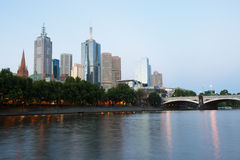 Melbourne, Australia Royalty Free Stock Photography