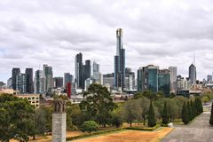 Melbourne, Australia Royalty Free Stock Photos