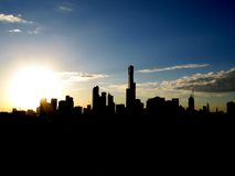Melbourne, Australia Royalty Free Stock Photo