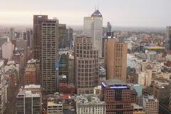 Melbourne Australia Fotografia Stock Libera da Diritti