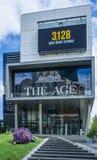 Melbourne Australia, Kwiecień, - 1, 2017: Budynek biurowy wiek Zdjęcie Royalty Free