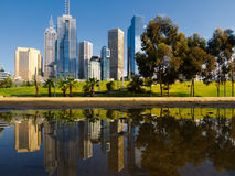 Melbourne australia Stock Photography