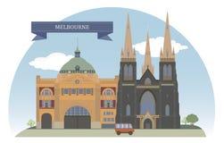 Melbourne, Australia Stock Photos
