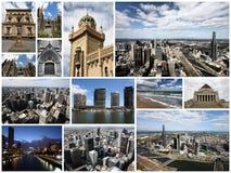Melbourne Australien Arkivbild