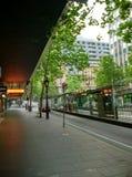 Melbourne Australien arkivfoton