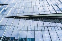 Melbourne, Australien - 1. April 2017: Ikonenhaftes Gebäude des Kanals 9 Lizenzfreies Stockfoto