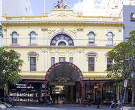 MELBOURNE, AUSTRALIEN AM 18. MÄRZ: Der königliche Säulengang herein Lizenzfreie Stockfotografie